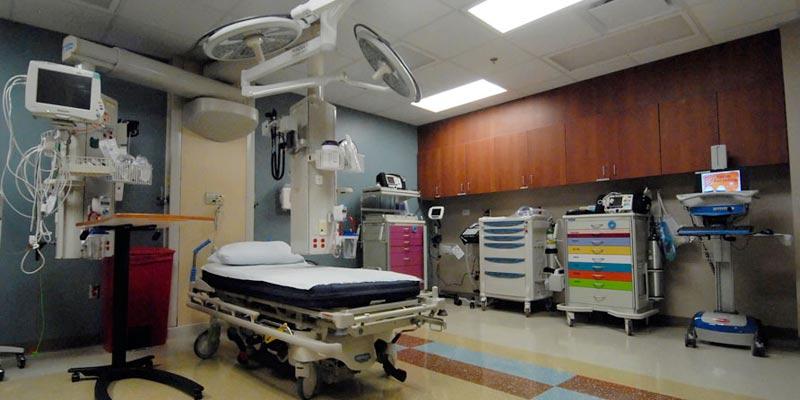 Carolinas Medical Center Southeast Interior Systems